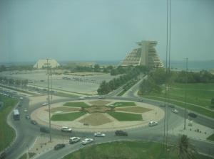 Sheraton roundabout